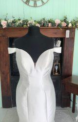 Essense of Australia | Wedding Dress | Fishtail | SH125