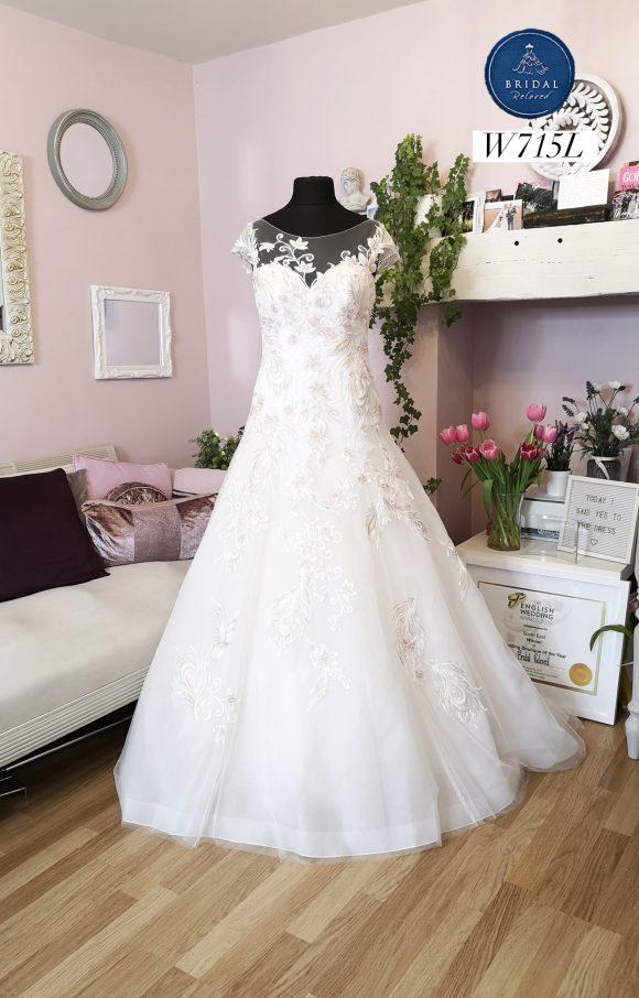 Modeca   Wedding Dress   Aline   W715L