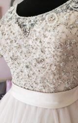 Allure | Wedding Dress | Aline | W725L