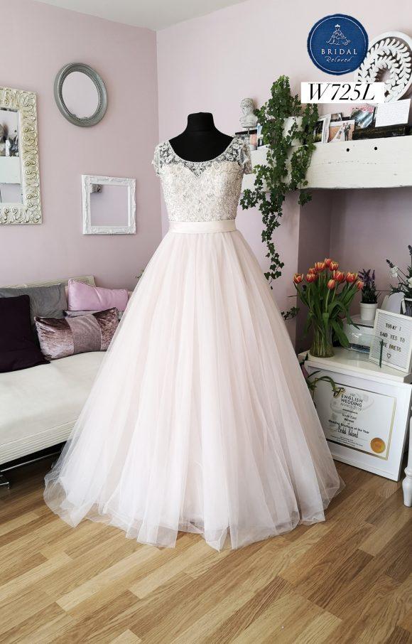 Allure   Wedding Dress   Aline   W725L
