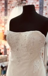 Maggie Sotterro | Wedding Dress | Fit to Flare | CA137G