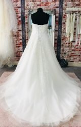 Mark Lesley | Wedding Dress | Aline | CA142G