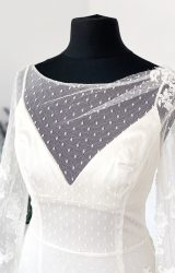 Sassi Holford | Wedding Dress | Fit to Flare | W735L