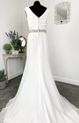 Ronald Joyce | Wedding Dress | Fit to Flare | W737L