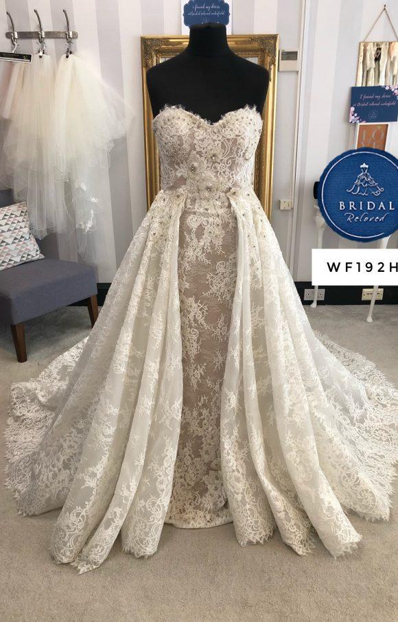 Pronovias | Wedding Dress | Fit to Flare | WF192H