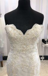 Enzoani | Wedding Dress | Fishtail | WF204H