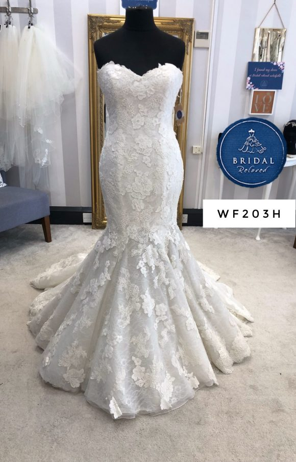 Enzoani | Wedding Dress | Fishtail | WF203H