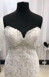 Stella York | Wedding Dress | Fit to Flare | WF201H