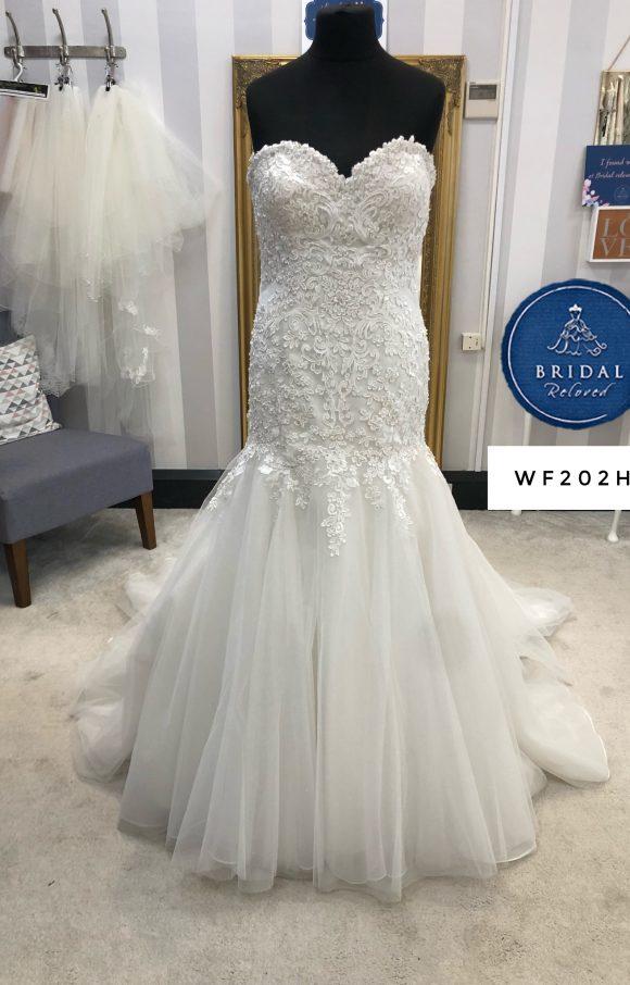 Sophie Carmelle | Wedding Dress | Fishtail | WF202H