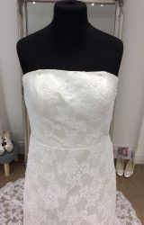 Forever Yours   Wedding Dress   Aline   LE275M