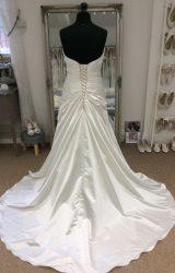 Phil Collins | Wedding Dress | Aline | LE278M