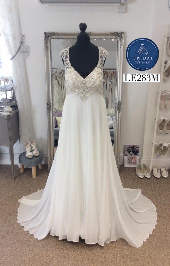 Maggie Sotterro   Wedding Dress   Empire   LE283M