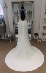 Millie May | Wedding Dress | Fit to Flare | LE284M