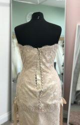 Bowen Dryden   Wedding Dress   Fit to Flare   D980