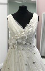 Bowen Dryden | Wedding Dress | Aline | D986