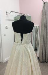 Bowen Dryden | Wedding Dress | High Low Aline | D996