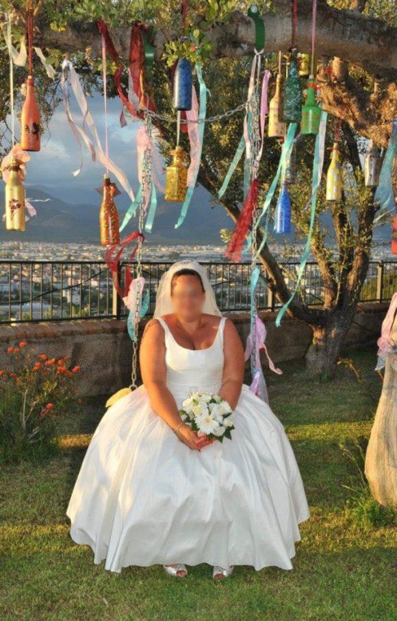Coco Couture | Wedding Dress | Tea Length | C1732