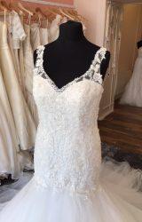 Charlotte Balbier | Wedding dress | Fishtail | T70F