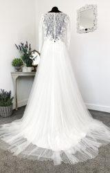 Watters | Wedding Dress | Aline | W743L
