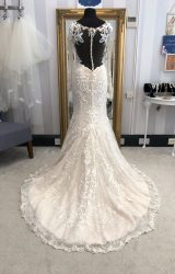Justin Alexander | Wedding Dress | Fit to Flare | WF219H