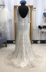 Eliza Jane Howell | Wedding Dress | Column | WF223H