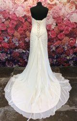 Maggie Sottero | Wedding Dress | Drop Waist | ST410S