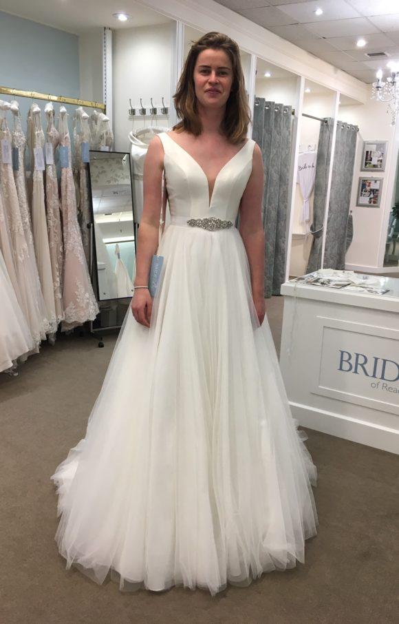 Stella York | Wedding Dress | Aline | C2354