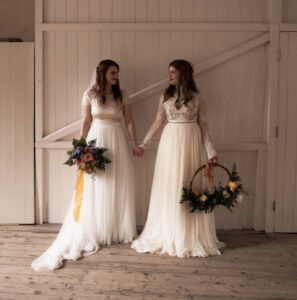 Brides Up North – Eco Styled Shoot at Gibson Mill