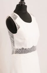Rembo Styling | Wedding Dress | Aline | WH106