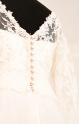 Alan Hannah | Wedding Dress | Aline | WH114C