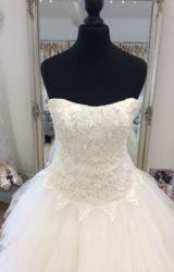 Kate Sherford | Wedding Dress | Aline | LE286M