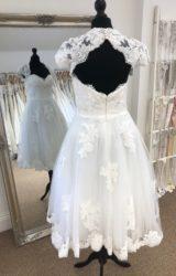 Rita Mae | Wedding Dress | Tea Length | LE292M