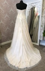 Donna Salado | Wedding Dress | Aline | Y93E
