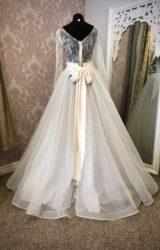 Vintage | Wedding Dress | Aline | Y117E