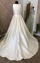 Tom Flowers   Wedding Dress   Aline   Y119E
