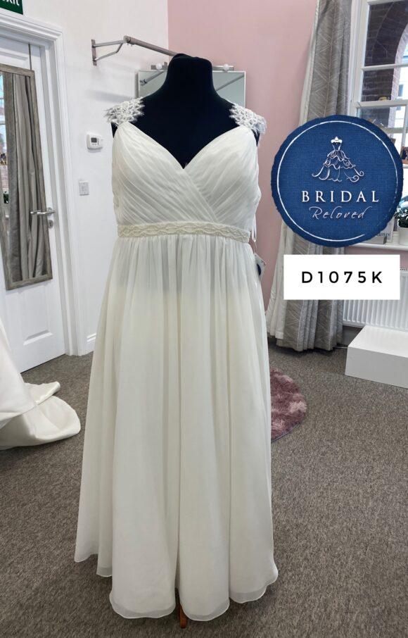 Bespoke   Wedding Dress   Empire   D1075K