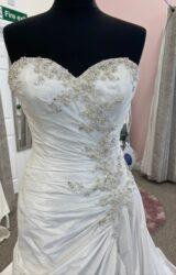 Benjamin Roberts | Wedding Dress | Drop Waist | D1073K
