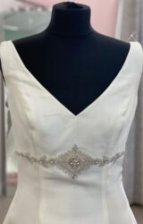 Catherine Jane   Wedding Dress   Aline   D1076K