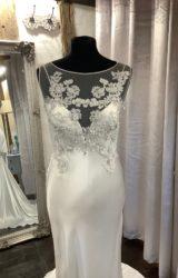 David Fielden | Wedding Dress | Sheath | LA77L