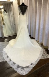 Alessandra Renaldo | Wedding Dress | Fit to Flare | LA78L