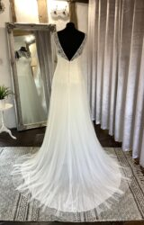 Modeca | Wedding Dress | Drop Waist | LA80L