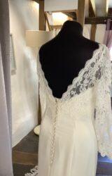 Ritva Westenius | Wedding Dress | Fit to Flare | LA81L