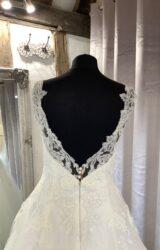Enzoani | Wedding Dress | Aline | LA82L