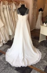 Hilary Morgan | Wedding Dress | Aline | T67F