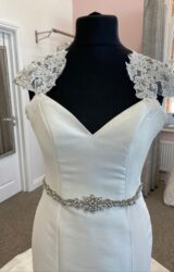 Ronald Joyce | Wedding Dress | Fit to Flare | D653K