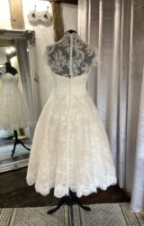 Rita Mae | Wedding Dress | Tea length | LA86L