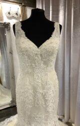 Justin Alexander | Wedding Dress | Fishtail | LA87L