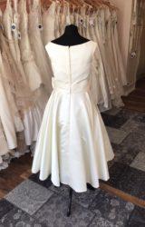 Rita Mae | Wedding Dress | Tea Length | T79F