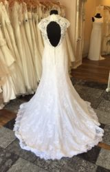 Maggie Sottero | Wedding Dress | Fit to Flare | T83F