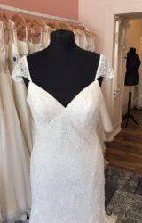 Martina Liana   Wedding Dress   Fit to Flare   T84F